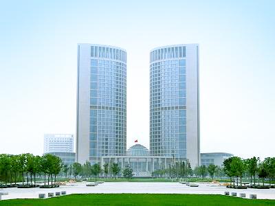 合肥市政府大楼-精益公司都是针对不同的客户设计个性方案