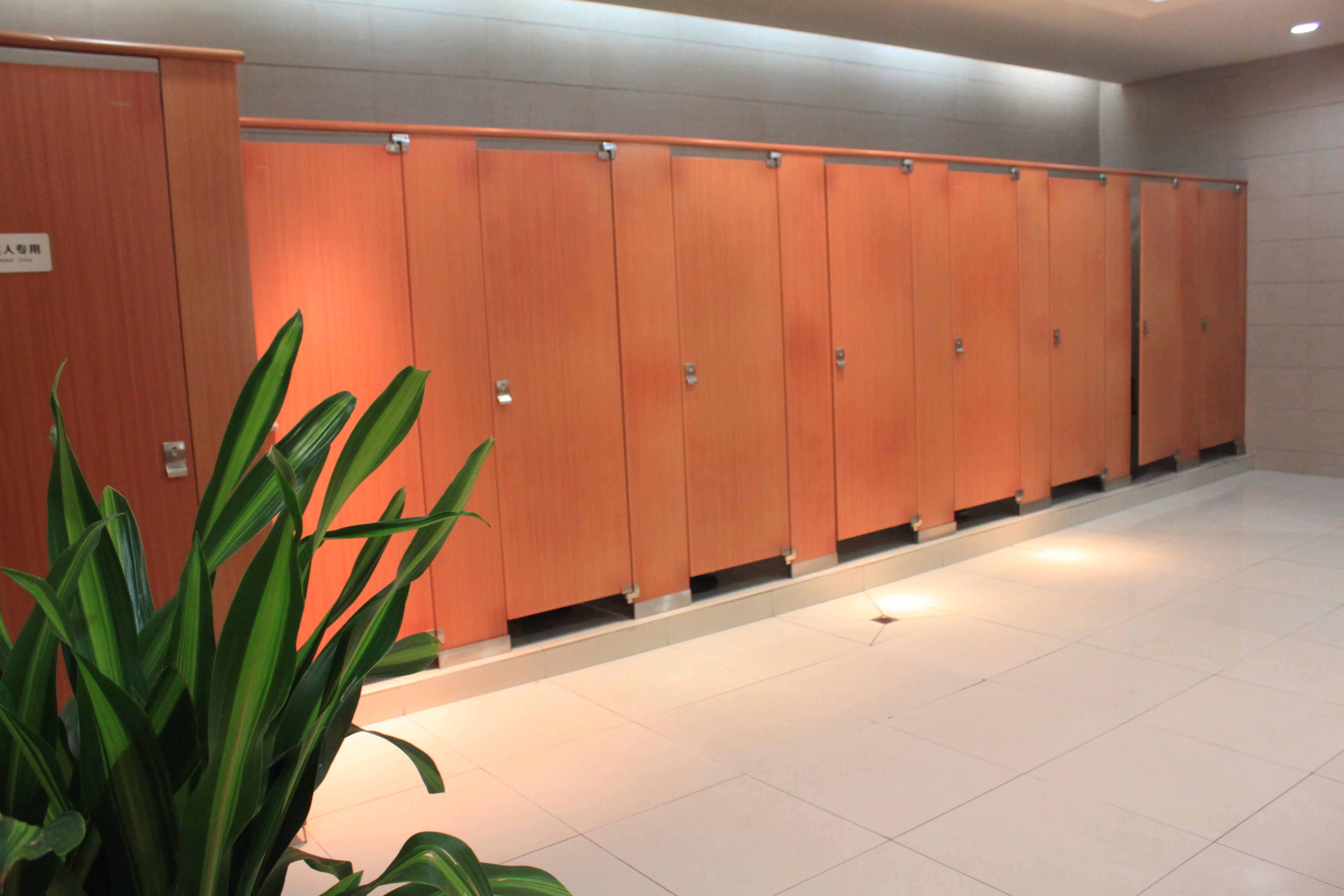 大唐国际购物中心(金属木纹系列)