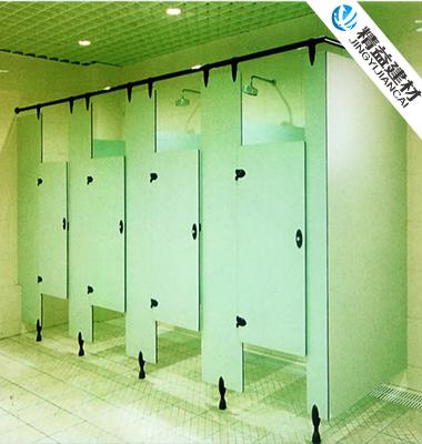 JY-Y003工厂宿舍通用PVC防水板淋浴间隔断