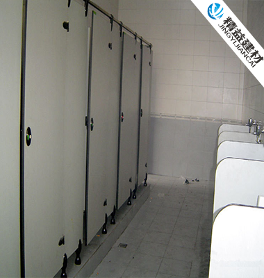 JY-P006学校通用PVC板公共卫生间隔断