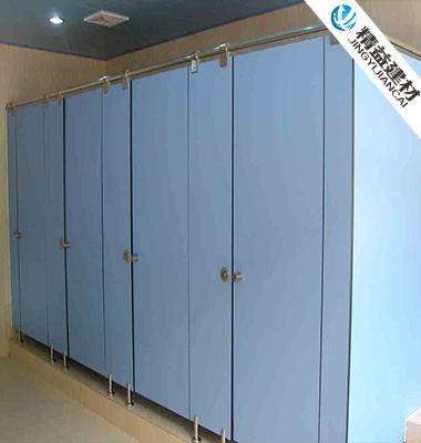 JY-P004集体住宿通用PVC板卫生间隔断