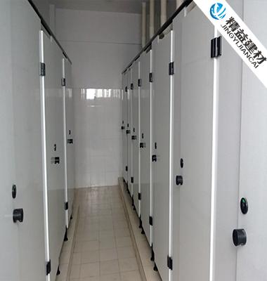 JY-P001体院馆类通用PVC卫生间隔断