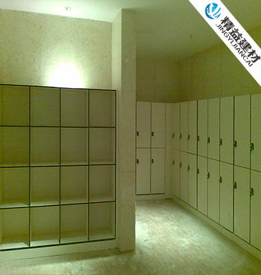 JY-B002酒店、商场通用防潮板板式储物柜