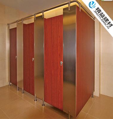 JY-J017办公室、企业通用金属卫生间隔断