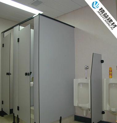 JY-F001公司办公楼防潮板卫生间隔断
