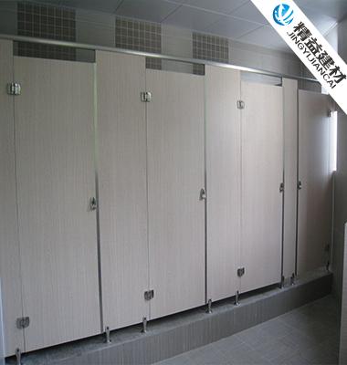 JY-F006写字楼通用防潮板卫生间隔断