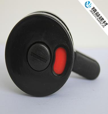 锁-卫生间隔断PVC尼龙配件
