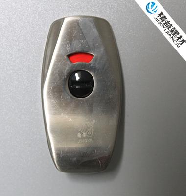 门锁-高档金属卫生间隔断配件